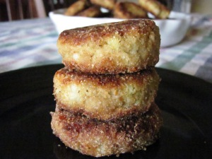 Fried Cabbage Patties