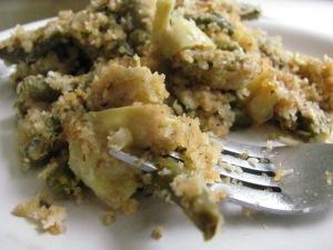 Green Bean & Artichoke Casserole