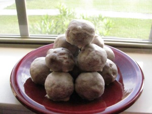 Grandma Josie's Chocolate Spice Cookies, revised